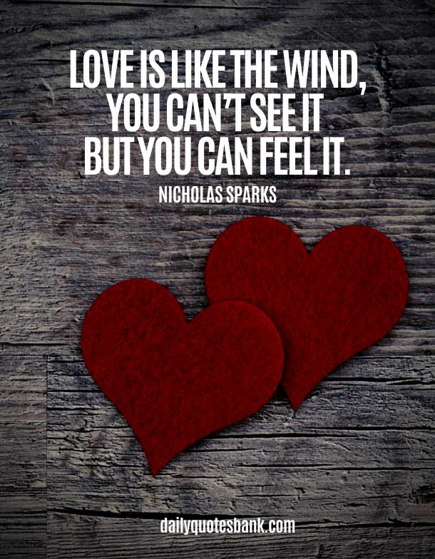 Romantic Love Quotes To Make Her Feel Special
