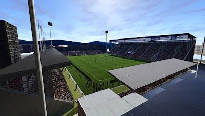 PES 2021 Stadium Stade Francis-Le Blé