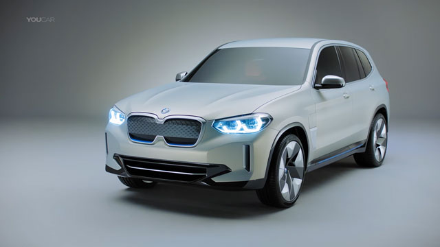 بي ام دبليو تسعى لاطلاق نسخة كهربائية لاحدى سيارتها الشعبية في 2020
