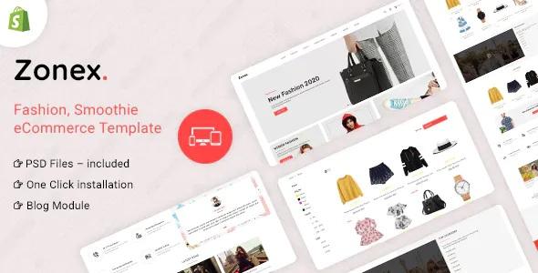 Best Multipurpose E-commerce Shopify Template