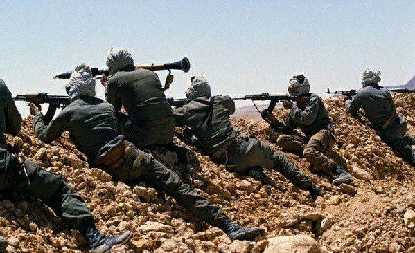 البيان العسكري 08 : جيش التحرير الشعبي الصحراوي يواصل قصف مواقع العدو مخلفا خسائر بشرية ومادية.