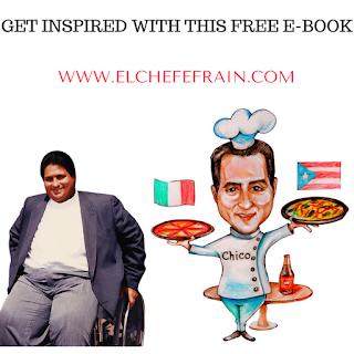 El Chef Efrain Ebook