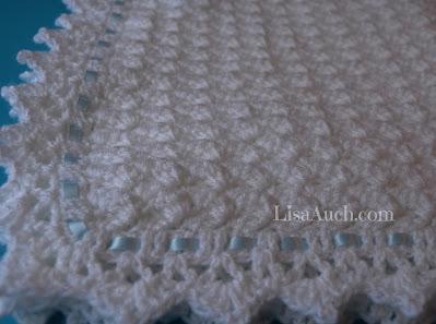 crochet baby blanket pattern FREE