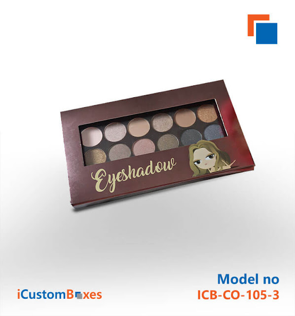 , Make Your Products Recognizable With Eye Shadow Boxes