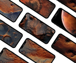 MARS Phone wallpaper collection 1080x2340