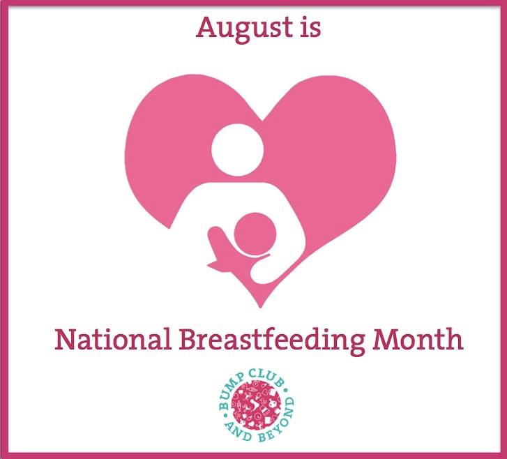 National Breastfeeding Month