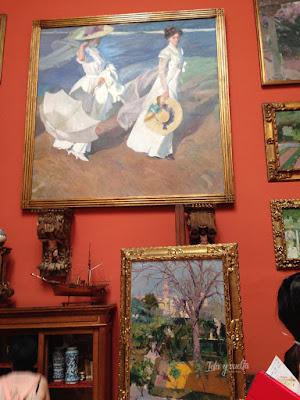 Museo Sorolla estudio