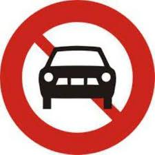 Đi vào đường có biển báo cấm oto phạt bao nhiêu tiền