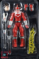 Power Rangers Lightning Collection Time Force Red Ranger Box 05