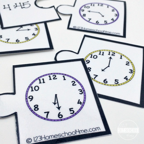 Printables Puzzle Time Math Worksheets telling time puzzles math games for kindergarten 1st grade 2nd 3rd grade