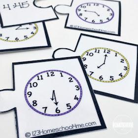 telling time math games for kindergarten, 1st grade, 2nd grade, 3rd grade