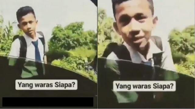 Heboh Bocah Viral 'Gak Bisa Bahasa Inggris', Dicari Sampai Dapat!