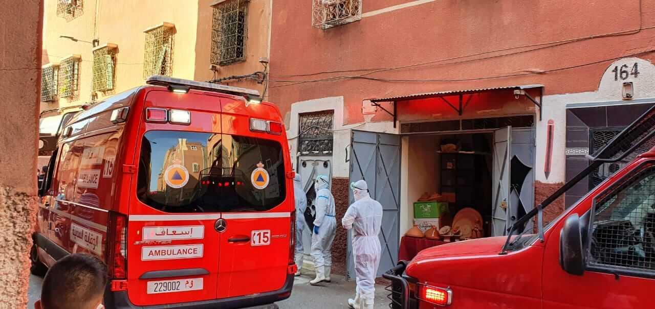 جهة مراكش تواصل تسجيل حالات اصابة جديدة بكورونا
