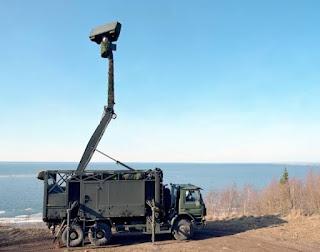 Radar Giraffe Saab