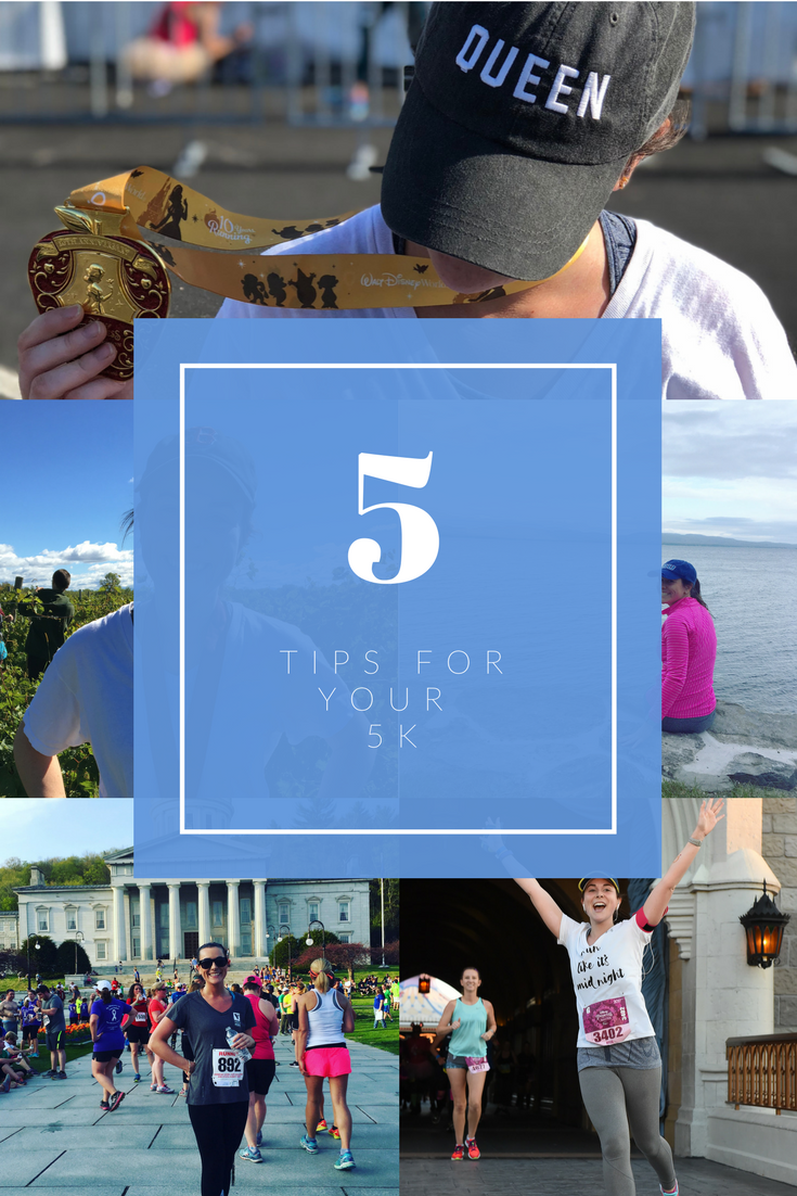 5 tips for your 5k