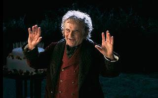 Bilbo (Ian Holm)