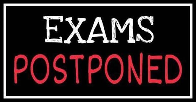 FLASH JKSSB Postponed Upcoming Examinations Fresh Dates To Be Notified Soon