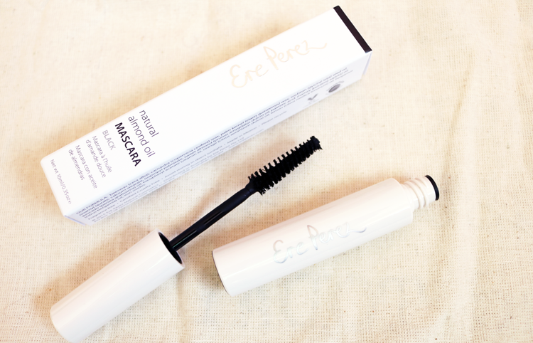 Ere Perez Natural Almond Oil Mascara in Black review