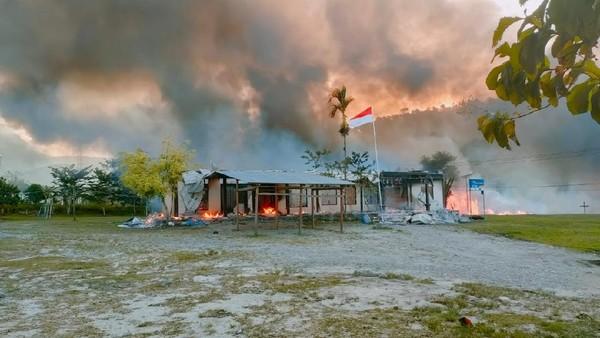 Bara di Yalimo Papua Berlanjut ke Blokir Bandara