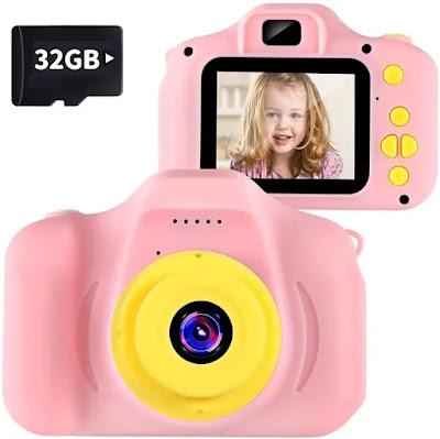 Cámara Fotografica Digital para Niñas