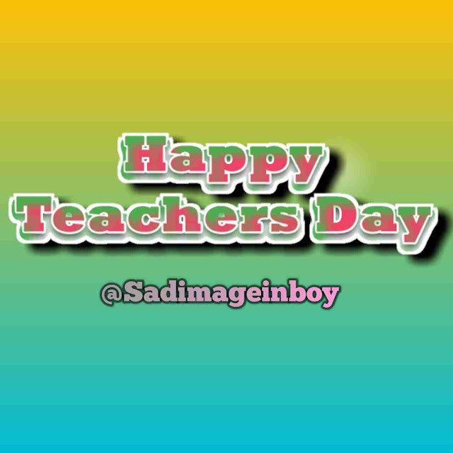 Teachers Day Images | teachers day quotes in telugu, teachers images, teachers day card design