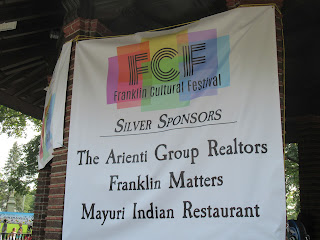 Franklin Matters is proud to be in good company in helping to sponsor this event