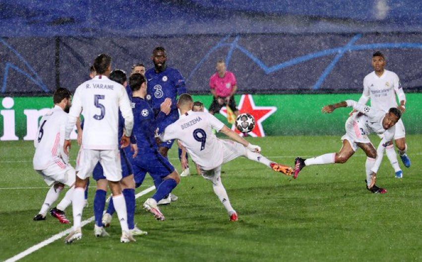تشيلسي، ريال مدريد، دوري أبطال أوروبا.
