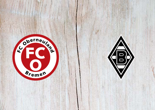 Oberneuland vs Borussia M'gladbach -Highlights 12 September 2020