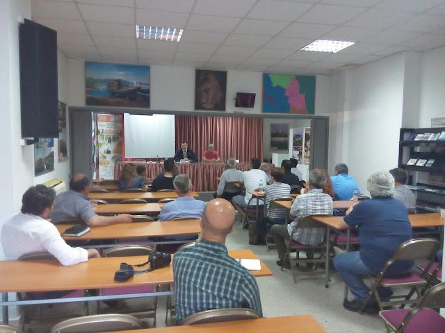 Μικρή η συμμετοχή στην ενημερωτική εκδήλωση του Επιμελητηρίου Θεσπρωτίας για τα κόκκινα δάνεια