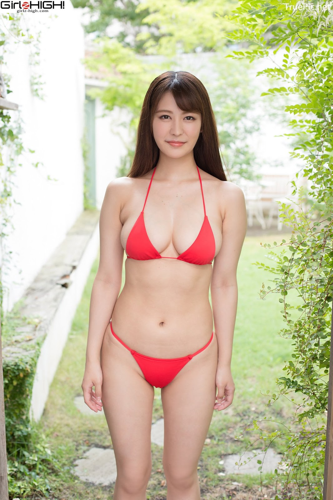 Image Japanese Gravure Idol - Kasumi Yoshinaga - Girlz High Album - TruePic.net - Picture-1