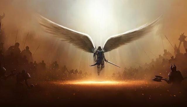 Bagaiman Wujud Asli Malaikat Jibril?, Inilah Penjelasannya Menurut Hadist