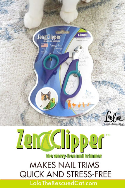 Zen Clipper|worry free nail trimmer