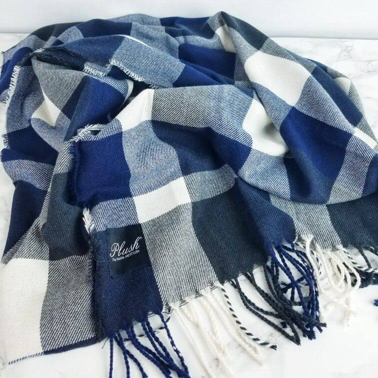 Check out My Very First Fab Fit Fun Seasonal Subscription Box for Fall - 2019 Plush Scarf