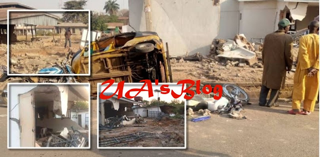 Why We Demolished Saraki's Building Before Dawn - Kwara Gov't