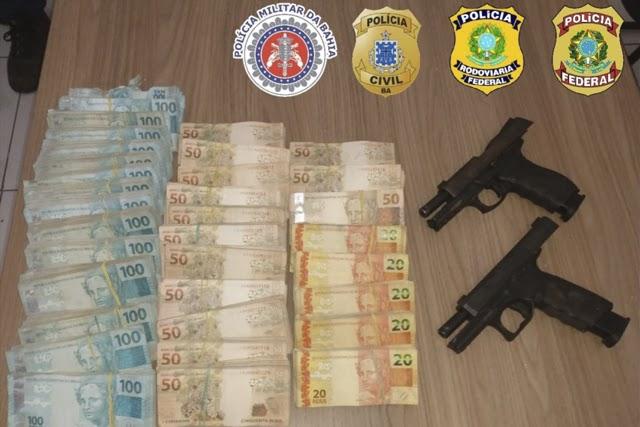 Suspeitos de ataques a bancos em Correntina, morrem em confronto com a polícia
