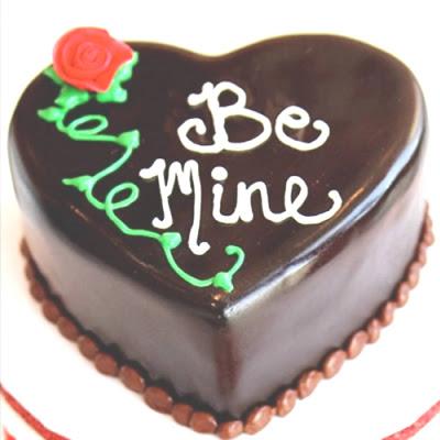 Birthday chocolate image