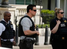 Secret Service Gun Down Armed Man Outside White House