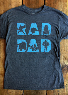 Disney Pixar Rad Dad Father's Day Tee shirt target
