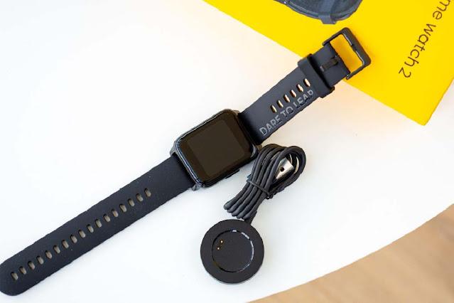 مراجعة ساعة Realme Watch 2  و سماعات Buds Air 2