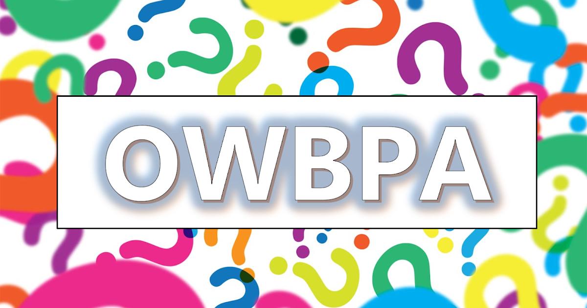 Employment Law Navigator: OWBPA Basics