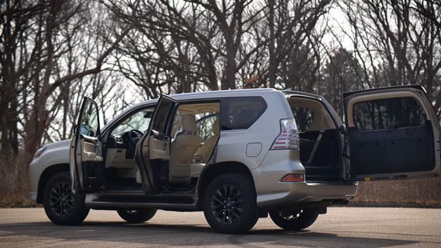لكزس GX 2020 ... سيارة لكزس القوية على الطرق الوعرة