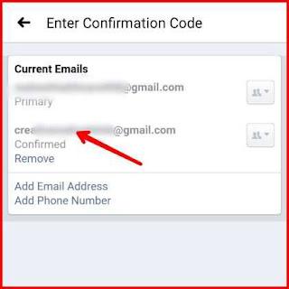 Facebook का ईमेल अड्रेस कैसे बदलें
