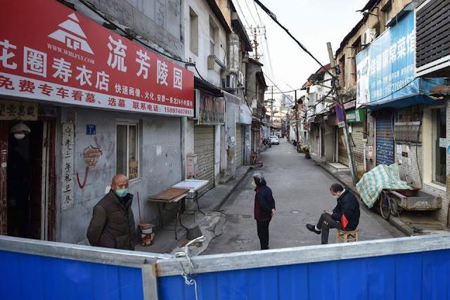Quan chức địa phương Vũ Hán thừa nhận: Không kiểm soát được dịch mặc dù có các biện pháp ngăn chặn quyết liệt