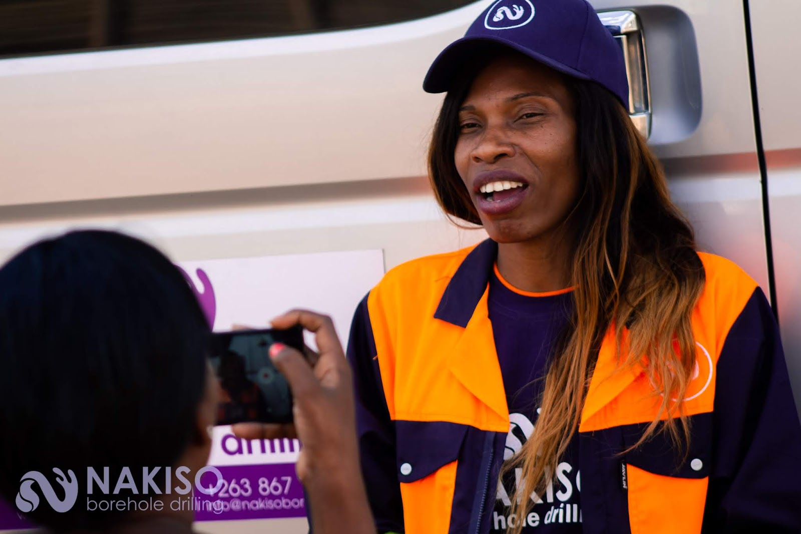 Nakiso Borehole Drilling Rescue Women!