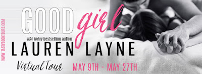 """""""Good Girl"""" by @_LaurenLayne Book Tour & Kindle Fire #Giveaway @TastyBookTours"""