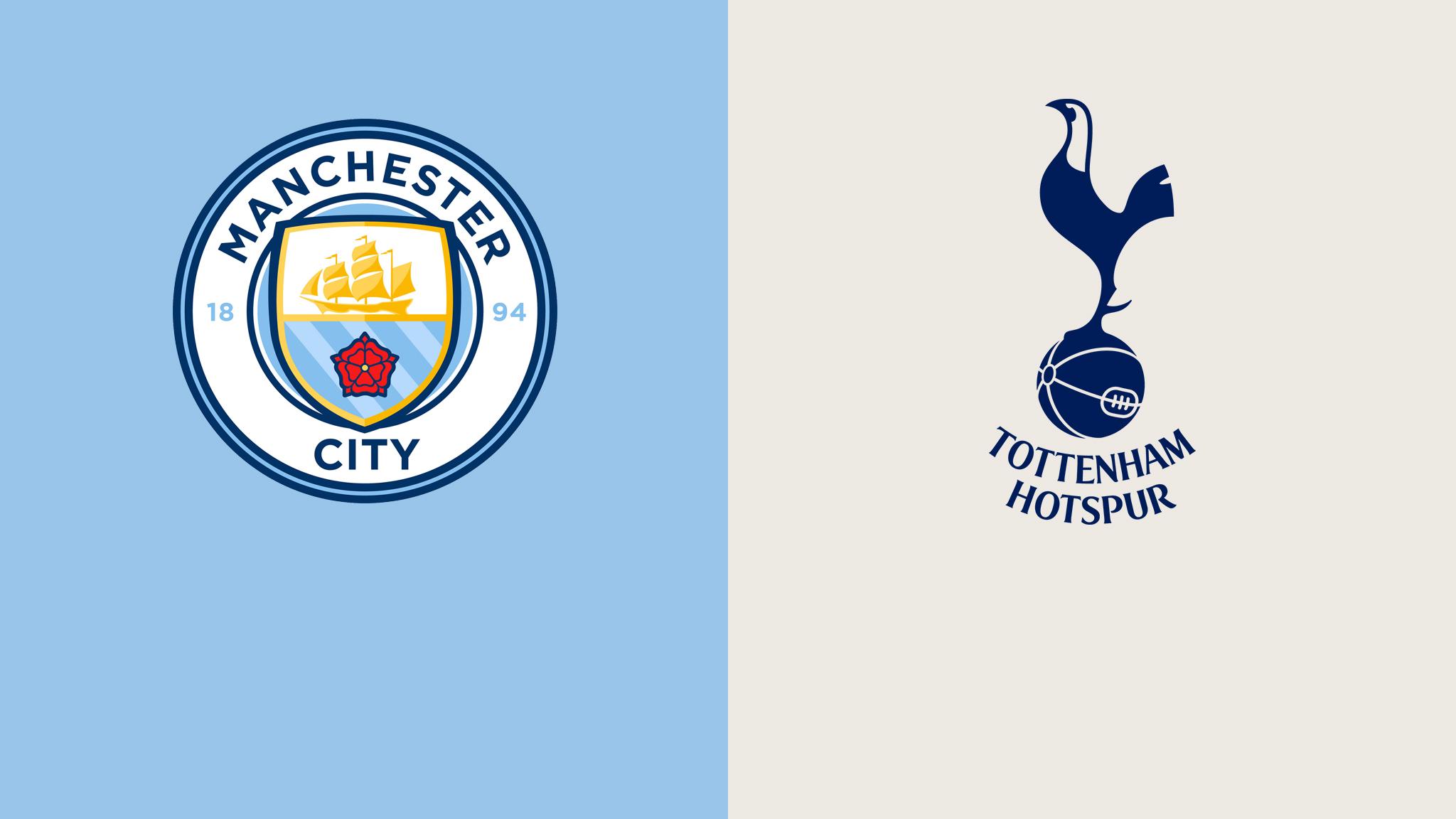 Manchester City vs Tottenham epl
