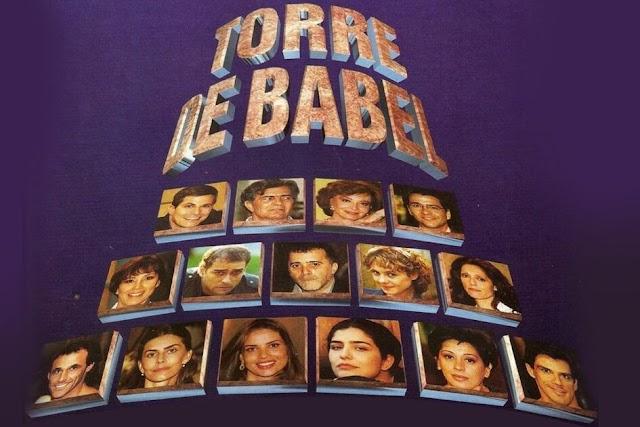 'Torre de Babel' é a próxima entrar no Globoplay no lugar de 'Laços de Família'