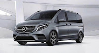 Đánh giá xe Mercedes V250 AMG 2021