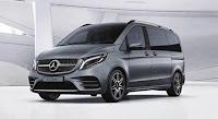 Dòng xe Mercedes V250 AMG 2021