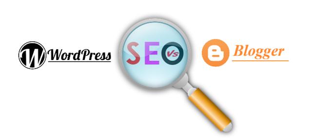 seo blogging Blogger Wordpress blog indicizzazione
